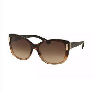 🆕 Bvlgari BV8170 Dark Brown Shaded Sunglasses